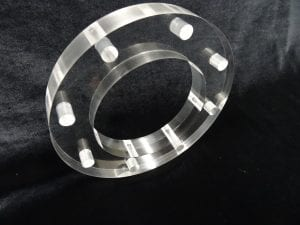 acrylic sight glass