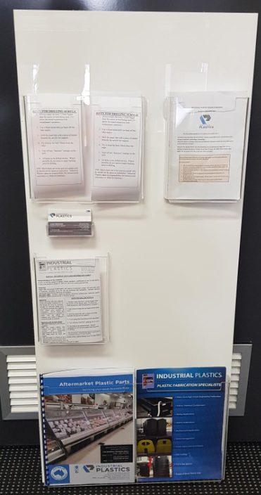 Bulk Fabrication - Document Holders
