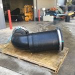hdpe pipe spools